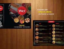 Nro 43 kilpailuun Design Resturant Menu Template käyttäjältä teAmGrafic