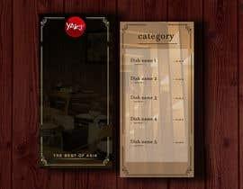 Nro 20 kilpailuun Design Resturant Menu Template käyttäjältä MikhailAnikeev