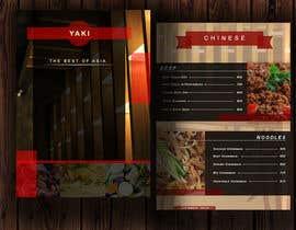 Nro 25 kilpailuun Design Resturant Menu Template käyttäjältä MikhailAnikeev