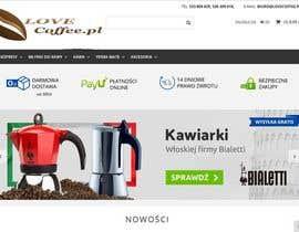 #33 para Logo ekspresy do kawy/kawy por filip320