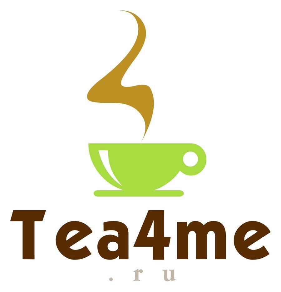 Bài tham dự cuộc thi #                                        14                                      cho                                         Logo Design for Tea4me.ru tea&coffee sales&delivery
