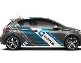 nº 24 pour Graphic streamers for car (Peugeot 208) par paulpetrovua