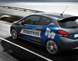 nº 48 pour Graphic streamers for car (Peugeot 208) par paulpetrovua