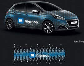 nº 9 pour Graphic streamers for car (Peugeot 208) par logexxpert