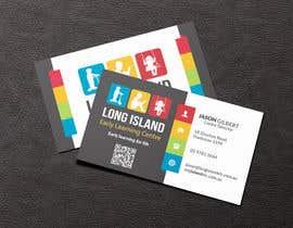 Nro 68 kilpailuun Design some Business Cards/Fridge Magnets for Chidcare centre käyttäjältä unqiuex