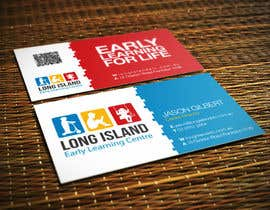 Nro 9 kilpailuun Design some Business Cards/Fridge Magnets for Chidcare centre käyttäjältä benthree