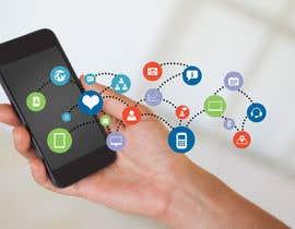 Nro 45 kilpailuun Design a Website+app Mockup käyttäjältä onmindonluck25
