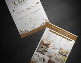 #41 para Flyer Design for Country Chef Desserts Pty Ltd por lihia