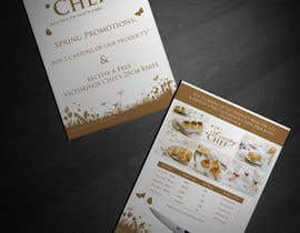 #37 untuk Flyer Design for Country Chef Desserts Pty Ltd oleh lihia