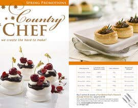 nº 42 pour Flyer Design for Country Chef Desserts Pty Ltd par Wittgenstein2012