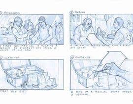 #2 untuk Storyboard needed for visualizing video scenes oleh Gunacidus