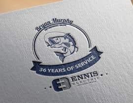 #217 para Bryan Murphy Retirement Logo por unitmask