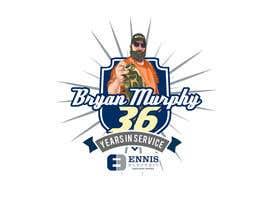 #278 para Bryan Murphy Retirement Logo por arjeyjimenez