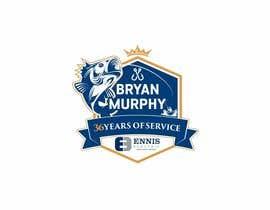 #169 para Bryan Murphy Retirement Logo por jdesigner53