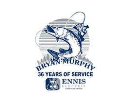 #63 para Bryan Murphy Retirement Logo por nguyenquochuy111