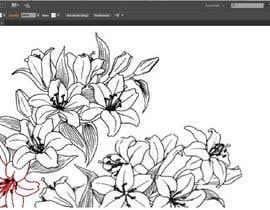 #6 для Coffee Flower Ilustration от attiqe