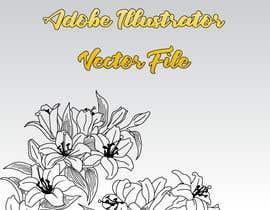 #52 для Coffee Flower Ilustration от attiqe