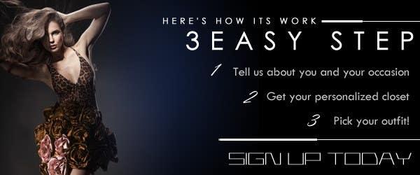 Inscrição nº 118 do Concurso para Banner Ad Design for HelpDressYou.com (under redesign)