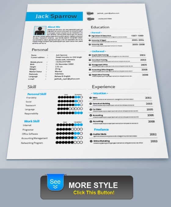 entry 76 by mrmridha1 for create an interactive pdf resume