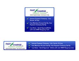 #8 for Banner Ad Design for www.fastcharge.com af duyentt