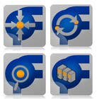 #188 for Application Icons for Forex Studio (Windows software) by UnivDesigners