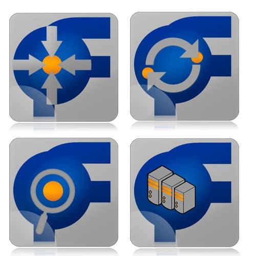 Proposition n°                                        188                                      du concours                                         Application Icons for Forex Studio (Windows software)