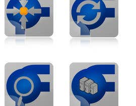 #187 for Application Icons for Forex Studio (Windows software) af UnivDesigners