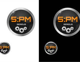 #282 para Logo Design for 5:PM serious por coreYes