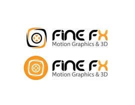 #176 para Logo Design for Fine FX | 3D & Motion Graphics por udaya757