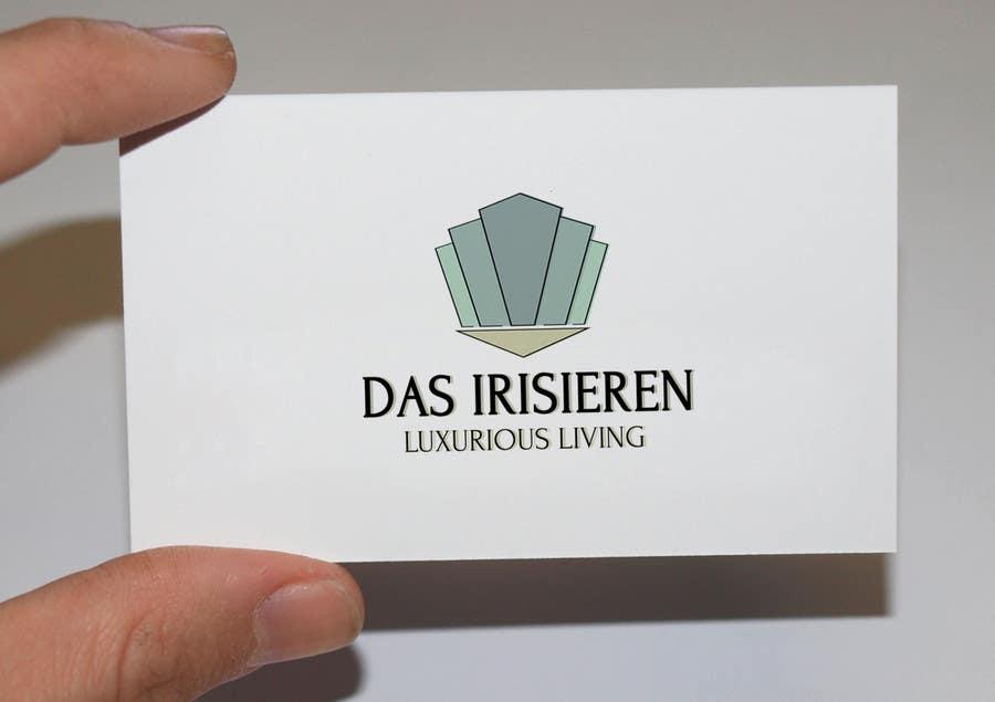 Proposition n°                                        37                                      du concours                                         Design a Logo for Apartment Complex