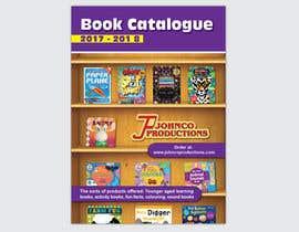 #9 for Book Catalogue Cover 2017 af bfa59626471348d2