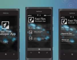 nº 32 pour Design a Logo serveral icon's and template Windows 8.1 Phone App par waseemalhussaini