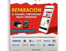 #9 for Diseñar un folleto de servicio técnico by Rasekmaster77