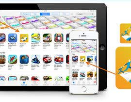 #20 for Launch icon for an app that lets parents share books with children af bijjy