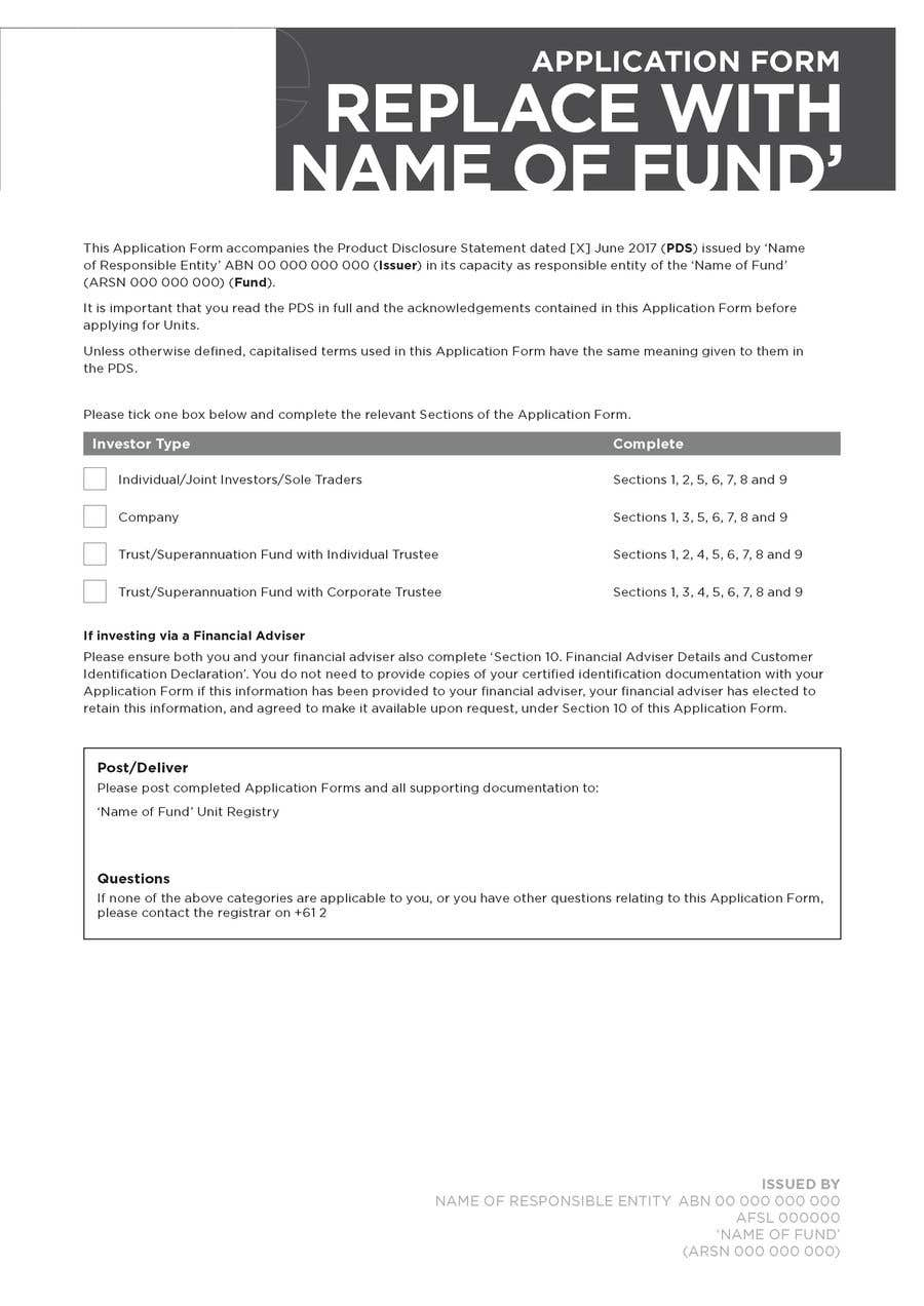Entry #8 by teamiceberg for Copy a Form in InDesign from a