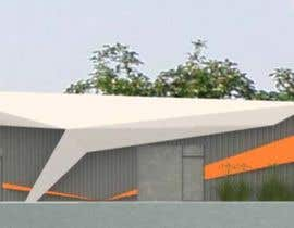 #56 for Design a New Facade by mariapeperina