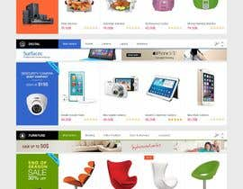 #5 for Design nice widget layout column for webshops by hallotofayel