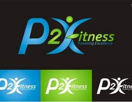 #205 para Logo Design for power 2 excel fitness por innovys