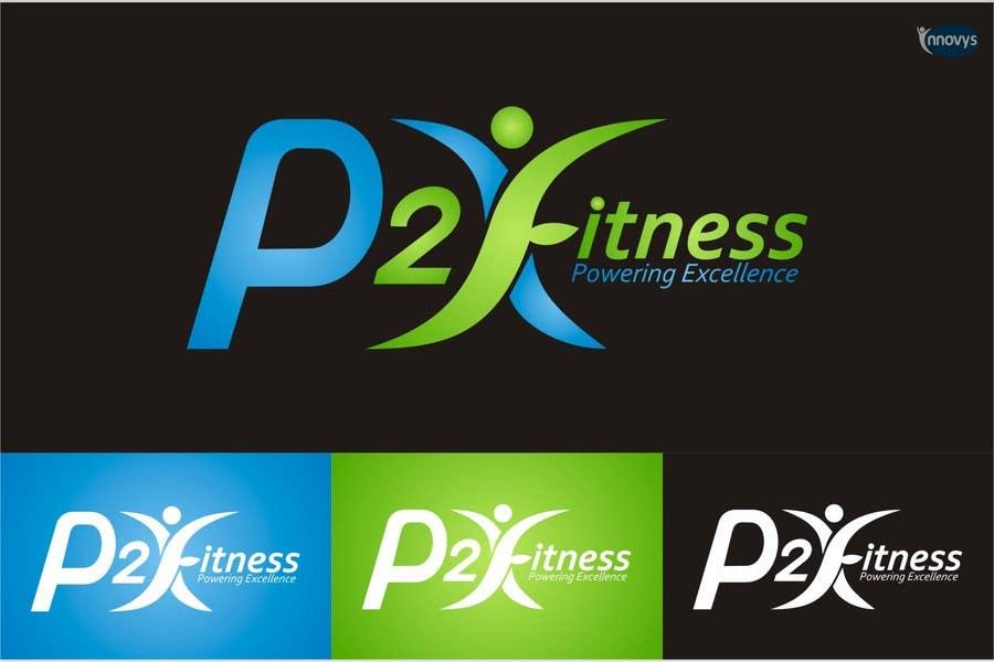 Bài tham dự cuộc thi #206 cho Logo Design for power 2 excel fitness