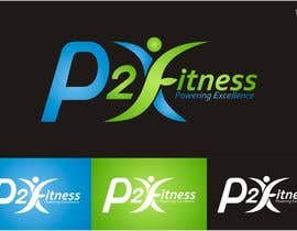 #206 para Logo Design for power 2 excel fitness por innovys