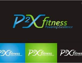 #207 para Logo Design for power 2 excel fitness por innovys