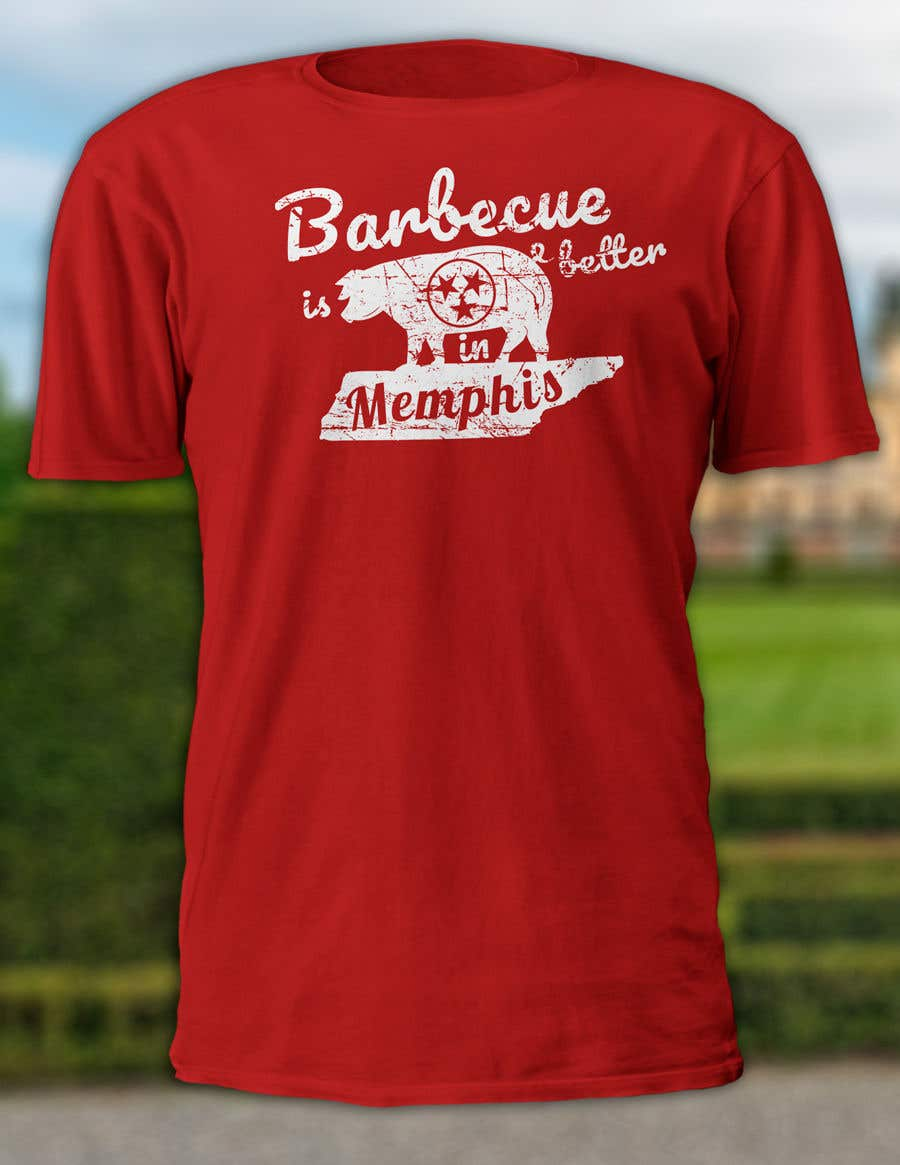 Entry 46 By Paulpetrovua For T Shirt Design Needed Memphis Tn