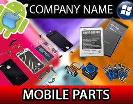 #22 untuk Banner Ad Design for Phone accessory and Parts oleh Brieg