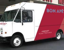 SofiaGomes tarafından Create graphic design for Bon Appetit Food Truck Wrap için no 7