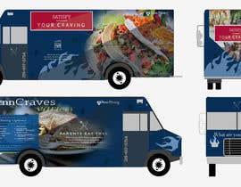 Sutanukajashu tarafından Create graphic design for Bon Appetit Food Truck Wrap için no 12