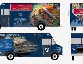 Sutanukajashu tarafından Create graphic design for Bon Appetit Food Truck Wrap için no 14
