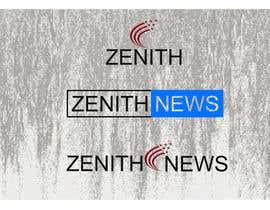 nº 34 pour Design a Logo For Zenith News par naimrahman208