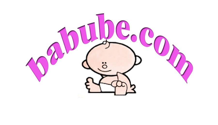Penyertaan Peraduan #                                        37                                      untuk                                         Design a new logo for babube.com