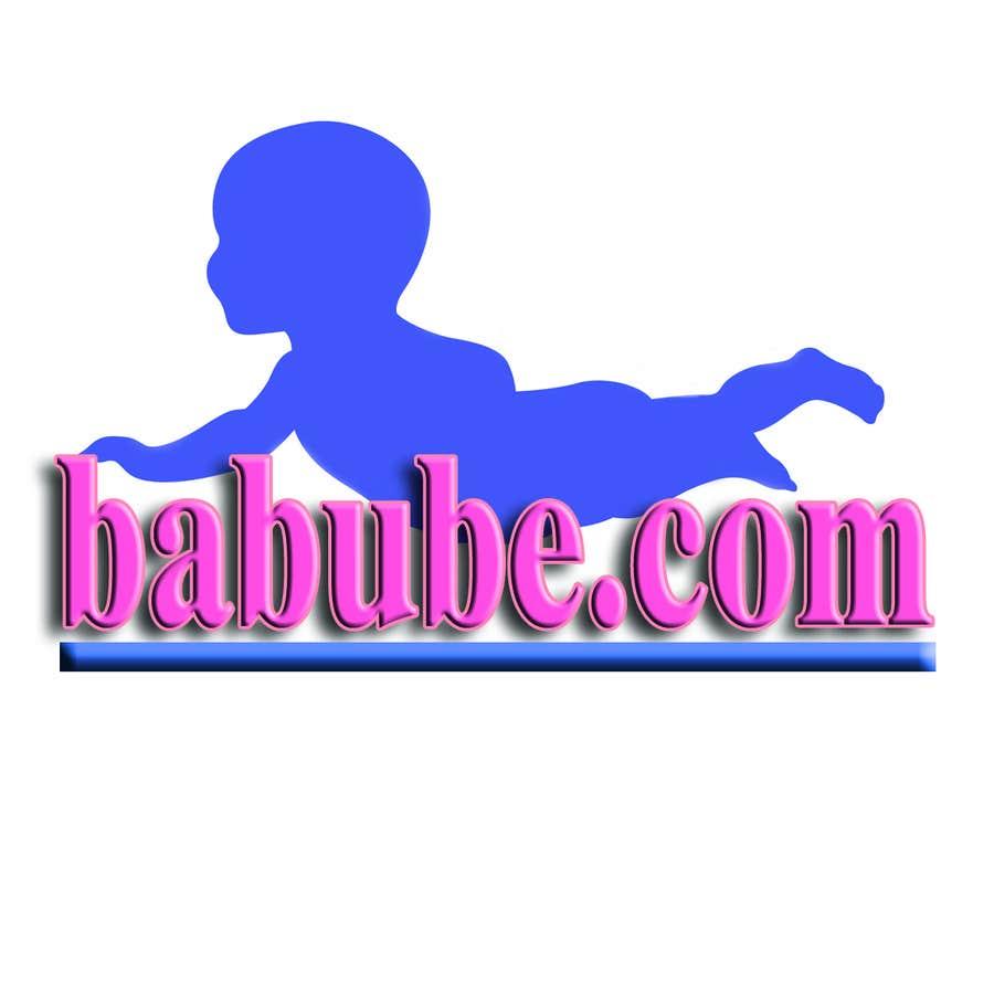 Penyertaan Peraduan #                                        41                                      untuk                                         Design a new logo for babube.com