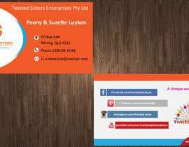 #6 para Design  Business Cards double sided por shakilaiub10